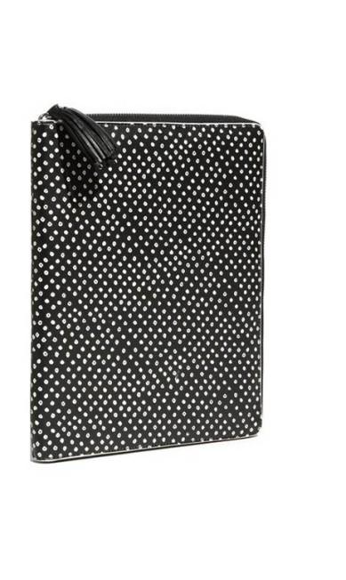 Capa iPad Diane Von Furstenberg, na Alberta R$ 578 (Tel: 21 2522-1552) Divulgação