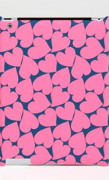 Capa Marc Jacobs Big Hearted na NK Store R$ 270 (www.nkstore.com.br), Divulgação