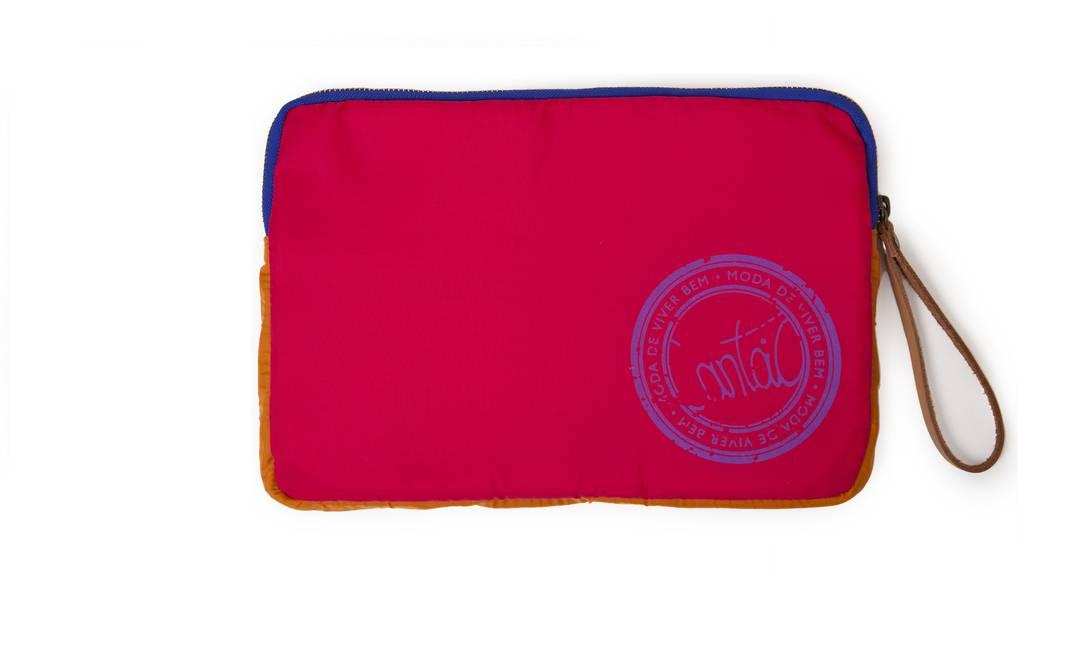 Porta iPad Cantão R$ 89 (Shopping Leblon) Divulgação