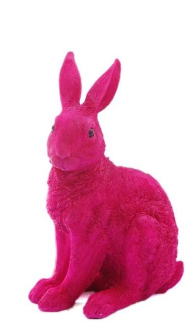 O coelhinho é um cofre, importado da França Ana Branco / Ana Branco / Agência O Globo