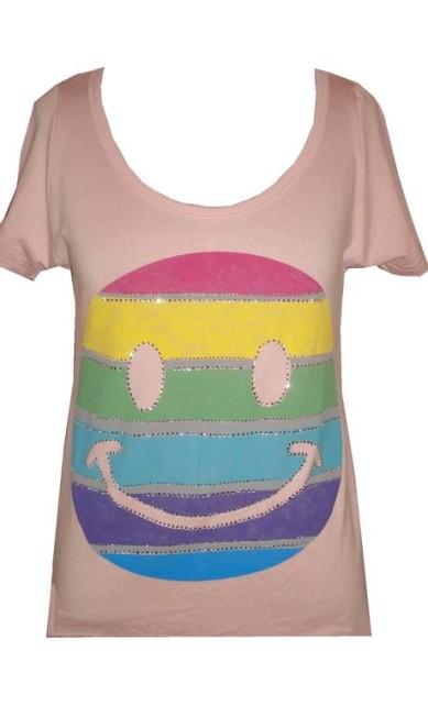 T-shirt smile Myth (21 3089-1096), R$ 69,90 Divulgação
