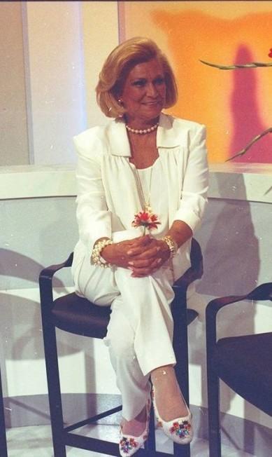 Hebe sempre gostou do conjuntinho, tão comentado hoje em dia. Se o vestido era rosa, por exemplo, a bolsa também tinha de ser. Ela era uma Barbie e assumia Wilson Melo / Divulgação