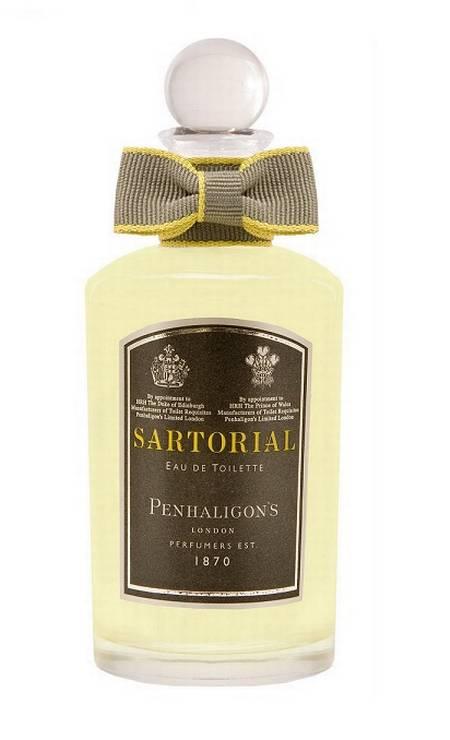 Sartorial, da Penhaligon's, não está disponível no mercado brasileiro, mas faz sucesso entre os ingleses com sua fragrância amadeirada Foto: Reprodução