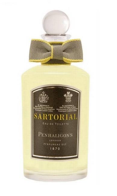 Sartorial, da Penhaligon's, não está disponível no mercado brasileiro, mas faz sucesso entre os ingleses com sua fragrância amadeirada Reprodução