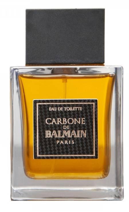 Na décima posição ficou o perfume Carbone da Balmain que, segundo o jornal inglês, é masculino e sensual. O perfume não está à venda no Brasil. Foto: Reprodução