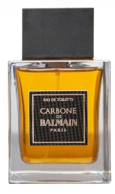 Na décima posição ficou o perfume Carbone da Balmain que, segundo o jornal inglês, é masculino e sensual. O perfume não está à venda no Brasil. Reprodução