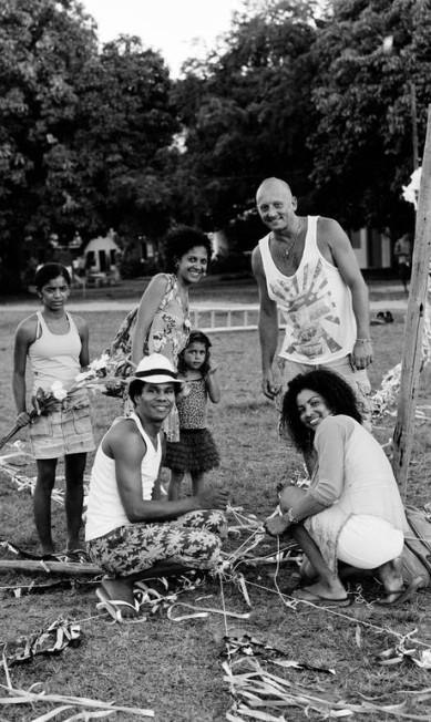 O holandês de 48 anos foi à cidade pela primeira vez em 2004 e se encantou Divulgação