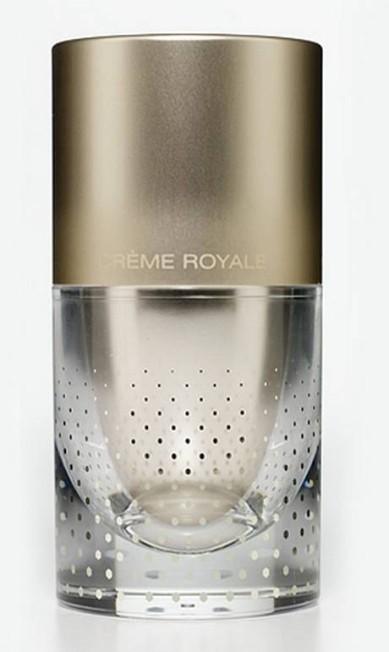 """Este já é um pouco mais """"baratinho"""". O Creme Royale da Orlane promete """"trazer sua pele de volta à vida"""" por US$ 650 (R$ 1,3 mil) Reprodução / Neiman Marcus"""