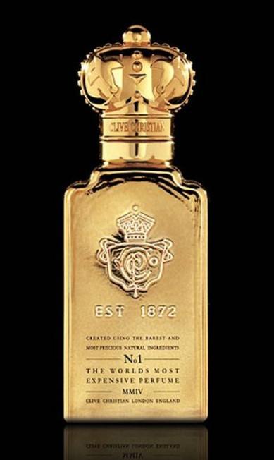 Na amazom.com está à venda um perfume de US$ 435 mil (R$ 870 mil) de Clive Christian. Procure por Imperial Majesty se tiver coragem Reprodução / Amazon