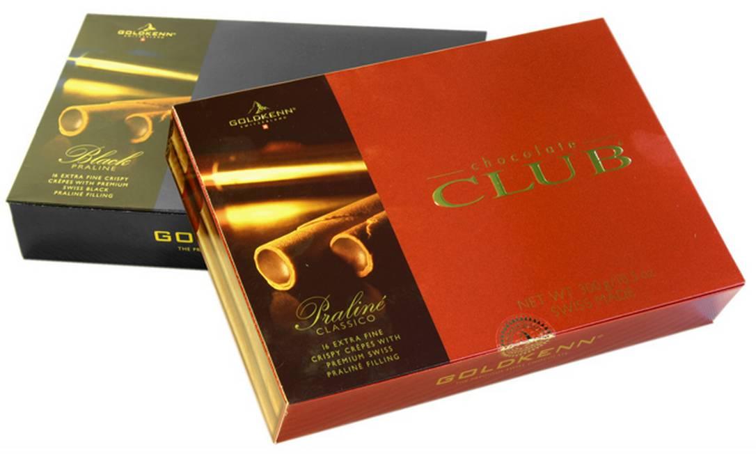Para os chocólatras: caixa com 16 charutos do chocolate Goldkenn na Confraria Carioca R$ 98 (021-2244-2286) Divulgação