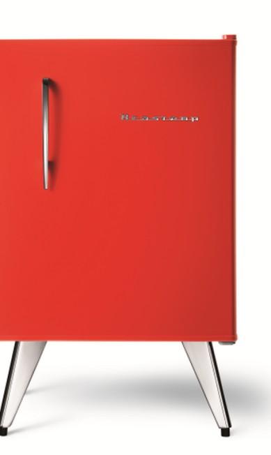 Para os donos de casa: frigobar retrô Brastemp R$ 999 (www.brastemp.com.br) Divulgação