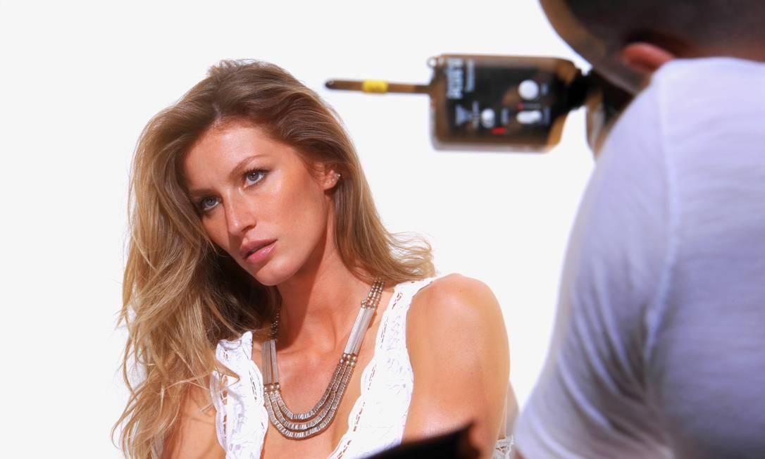 Gisele Caroline Bündchen, um dos nomes brasileiros mais conhecidos no exterior, completa 32 anos nesta sexta. Parabéns, Gisele! Terceiro / Divulgação