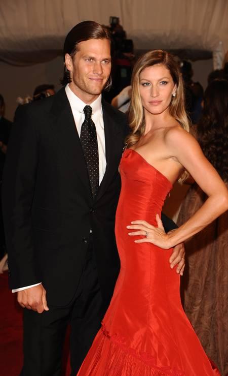 No baile do Met, em Nova York, em 2011: o casal perfeito da América Peter Kramer / AP