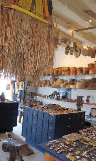 É de comover o acervo da loja Armazém Paraty: são cestos, redes, fantasias, colares, tapetes e instrumentos feitos por tribos indígenas Lívia Breves