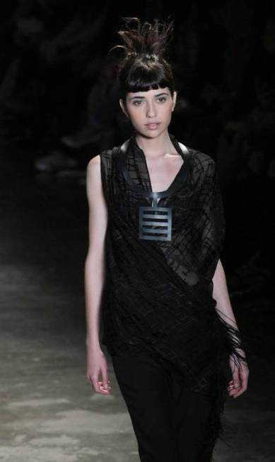A modelagem é mais sofisticada e luxuosa Marcos Alves/Agencia O Globo