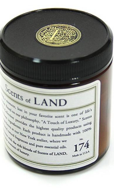 Vela Scents of Land da Sérgio K. Home, aroma 174, Patchouli (11 3083-1789), R$ 109 o médio Divulgação