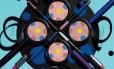 Linha de Beth Ditto para M.A.C inclui máscara, batom, lápis, sombra, delineador e esmalte