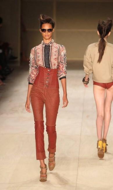 O deserto foi a grande inspiração do estilista Alexandre Herchcovitch Alexandre Cassiano / O Globo