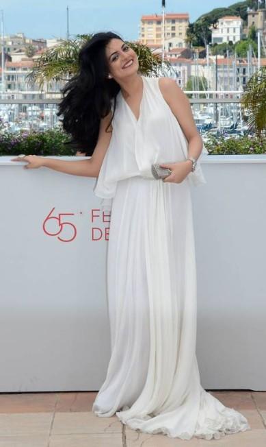 "A atriz Niharika Singh, que atuou em ""Miss Lovely"" AFP"
