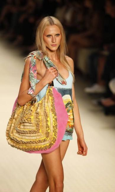 O Havaí foi o tema escolhido pelo estilista Benny Rosset para o verão 2013 Fabio Rossi / O Globo