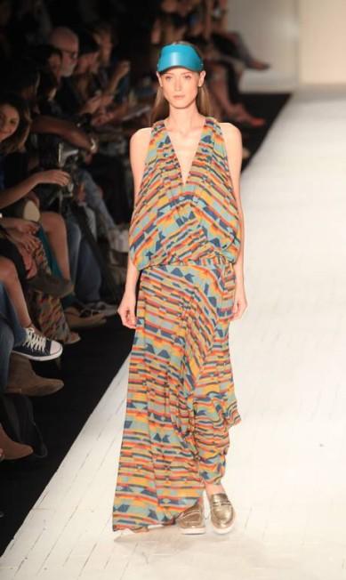 As modelagens apresentadas são leves e confortáveis e, mesmo assim, muito femininas Simone Marinho / Simone Marino / Agência O Globo