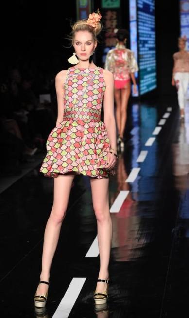 A Oh Boy! fez sua estreia nas passarelas do Fashion Rio no primeiro dia da semana de moda carioca Simone Marinho / Simone Marinho / Agência O Globo