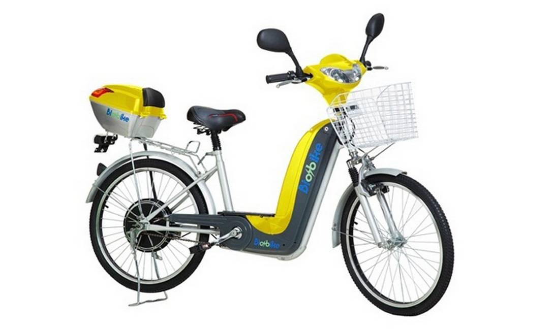 Bicicleta elétrica Nova Ipanema, na Biobike (21 2025-2238), R$ 2.000 Rodrigo Lopes / Divulgação