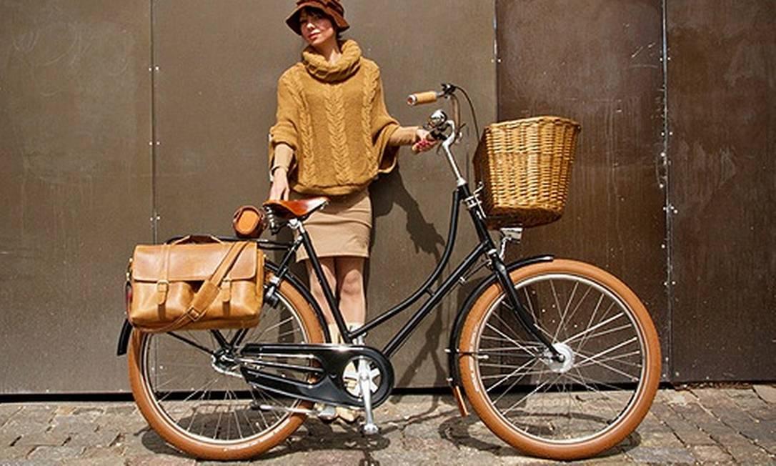 Bicicleta velorbis Victoria, na Limidac Company (21 3281-0607), R$ 5.600 Mikael Colville-Andersen / Divulgação