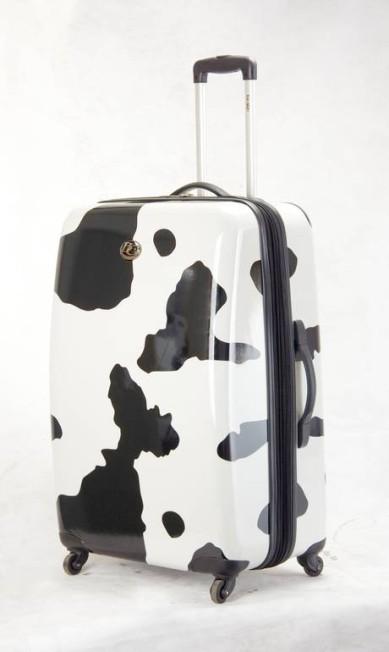 Mala cow, da Bagaggio (3875-1002), R$ 299,90 unknown / Divulgação