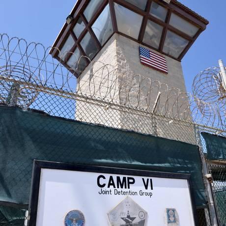 Prisão de Guantánamo: homens detidos na Bélgica eram ex-prisioneiros Foto: MLADEN ANTONOV / AFP/2014