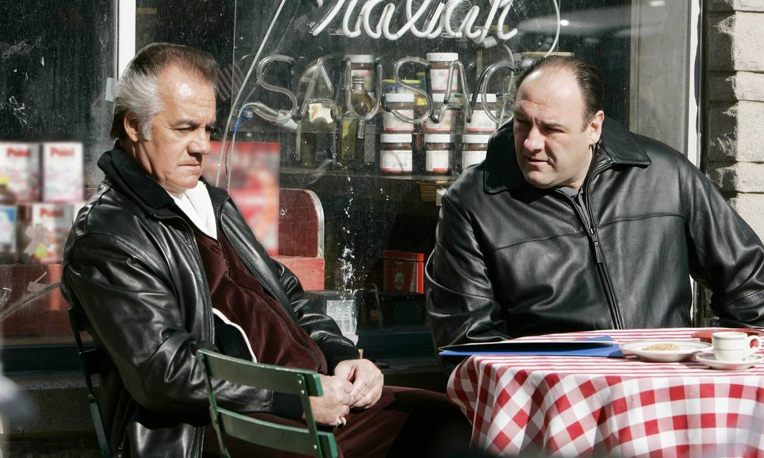 'Família Soprano' marcou o começo da era de ouro das séries Foto: Craig Blankenhorn/Divulgação