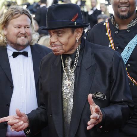 Joe Jackson em foto de 2014 Foto: Thibault Camus / AP