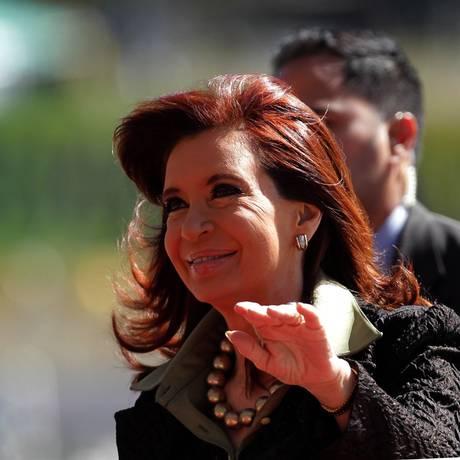 Presidente da Argentina passou por vários problemas de saúde em oito anos de governo Foto: Ailton de Freitas / Agência O Globo