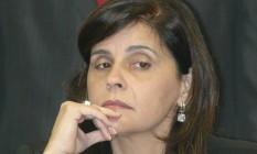 Simone Vasconcelos, em imagem de 2005 Foto: Ailton de Freitas/3-8-2015 / Agência O GLOBO