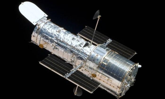 Telescopio espacial Hubble Foto: NASA