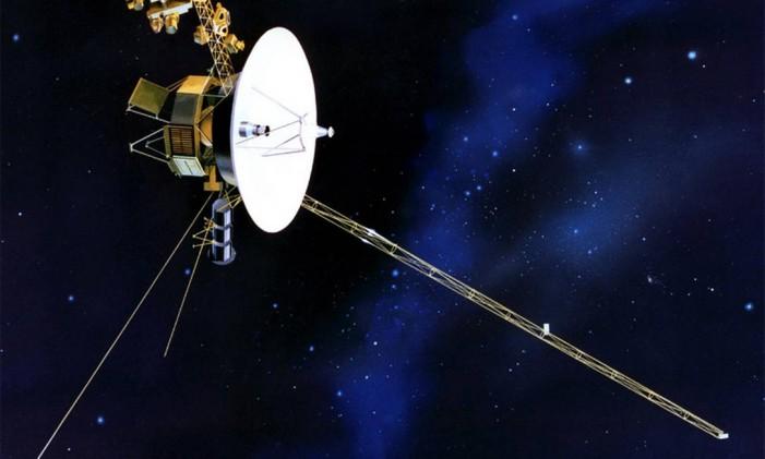 Voyager 2 Foto: Nasa