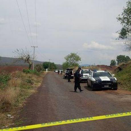 Corpos foram achados em diferentes áreas de Casa Quemada Foto: Reprodução