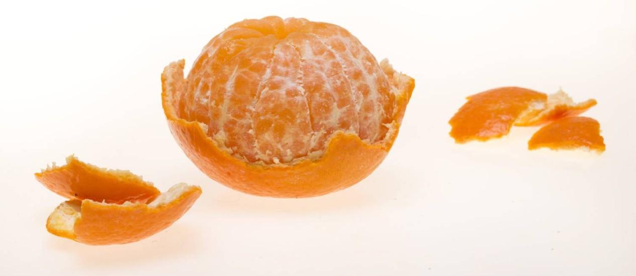 Gomo da discórdia. Discussão também envolveu nome da fruta: tangerina, mexerica ou bergamota? Foto: Agência O Globo / Ana Branco