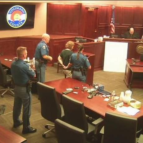 Deborah Cave teve prisão ordenada após fim de sessão Foto: Reprodução