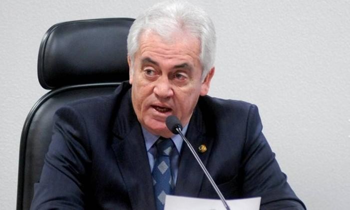 O senador Otto Alencar (PSD-BA) vai presidir a comissão que irá analisar participação da Petrobras no pré-sal Foto: Agência Senado