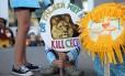 Decisão foi tomada pelo governo após reação internacional pela morte do 'icônico leão Cecil'