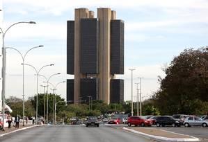 Sede do Banco Central Foto: Gregg Newton/9-9-2013 / Bloomberg News