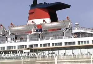 Ferry Boat Sorolla transporta milhares de pessoas por dia entre os continentes Foto: Reprodução El País
