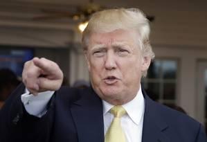 Trump: chef espanhol é o mais novo empresário a cortar relações com o candidato Foto: Seth Wenig / AP