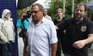 Milton Pascowitch preso pela Polícia Federal Foto: Luiz Carlos Murauskas / Folhapress