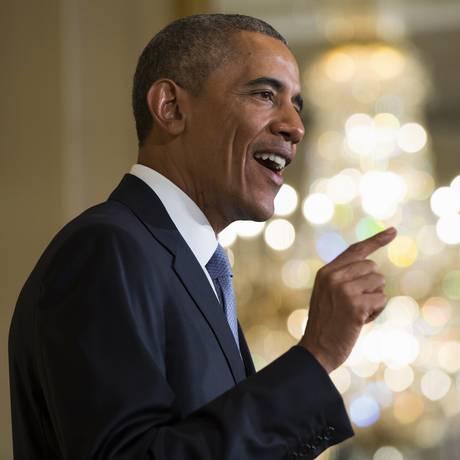 Barack Obama completa 54 anos nesta terça-feira Foto: Evan Vucci / AP