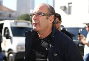 O lobista Fernando de Moura Foto: Geraldo Bubniak/3-8-2015
