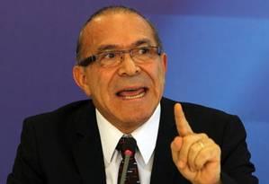 O ministro Eliseu Padilha Foto: Givaldo Barbosa / 27/07/2015