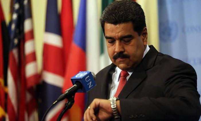 Descontentamento é maior que no bolivarismo Foto: SPENCER PLATT / AFP
