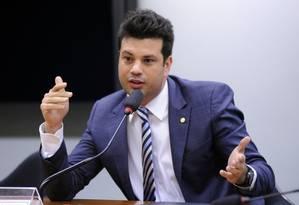 Líder do PMDB, Leonardo Picciani (RJ) Foto: LUCIO BERNARDO JR / Agência Câmara
